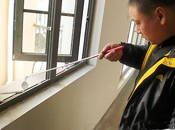 【房子验收】教你如何进行门窗验收