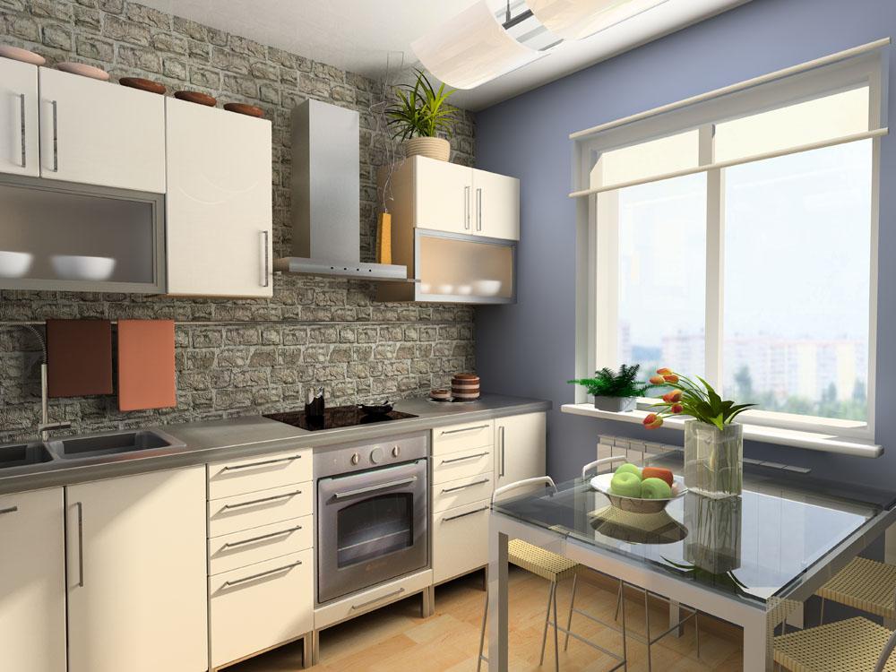 【设计】室内软装设计中厨房如何装修最科学