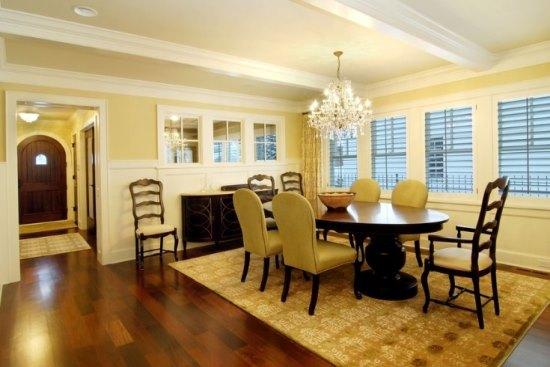 【软装搭配】家居室内软装设计中餐厅软装家具搭配要点