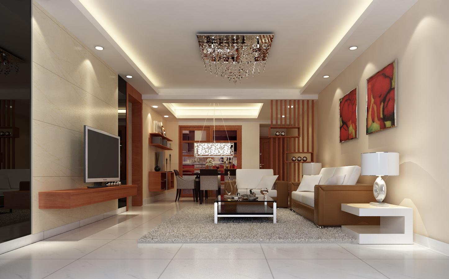【设计】室内软装设计中客厅家饰陈列技巧 让风水和视觉双赢