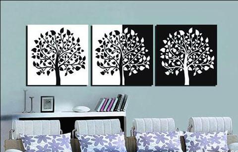 【风水】客厅背景墙挂画风水你知道哪些呢