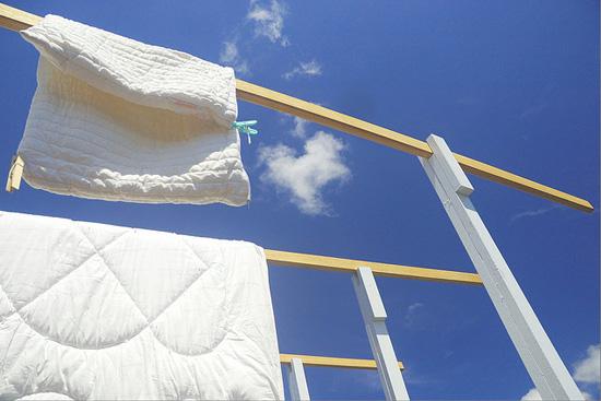 梦中也有阳光的味道 床品如何正确清洗