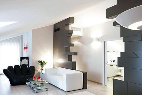 精雕细琢 高舒适度客厅家装案例分享