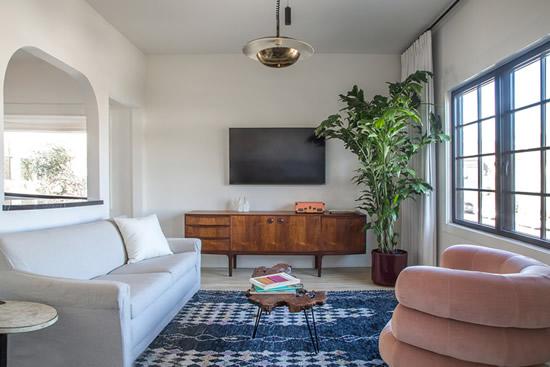 洛杉矶北欧风公寓 都市时尚的完美诠释