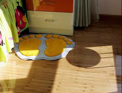 地板装修配色要点