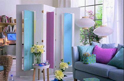 秋意浓浓温馨客厅设计