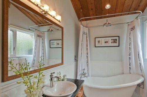 最炫装修风:浴室装修技巧 让你的心飞起来