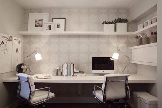 白领时尚家居方案 10款家庭工作台