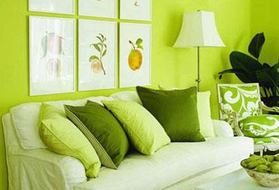 色彩缤纷 专为小户型量身定做的色彩设计