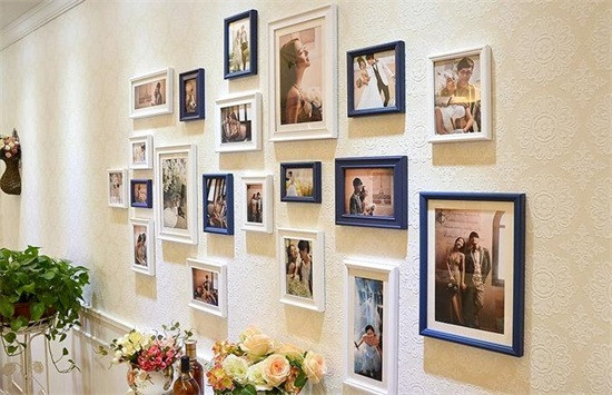 发挥创意 装饰你的专属个性照片墙