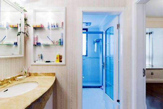 卫浴间干湿分离的设计要点与理念