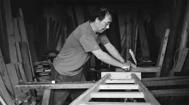 工艺|致,即将遗落的传统家具木工
