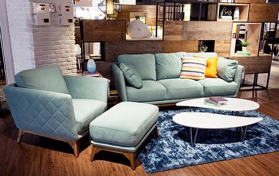 最佳配置!营造多样客厅风格就从沙发开始