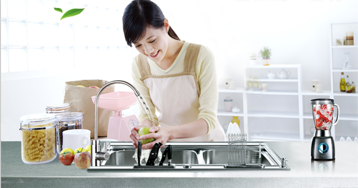 净水器结冰了怎么办?来看看净水器保养技巧