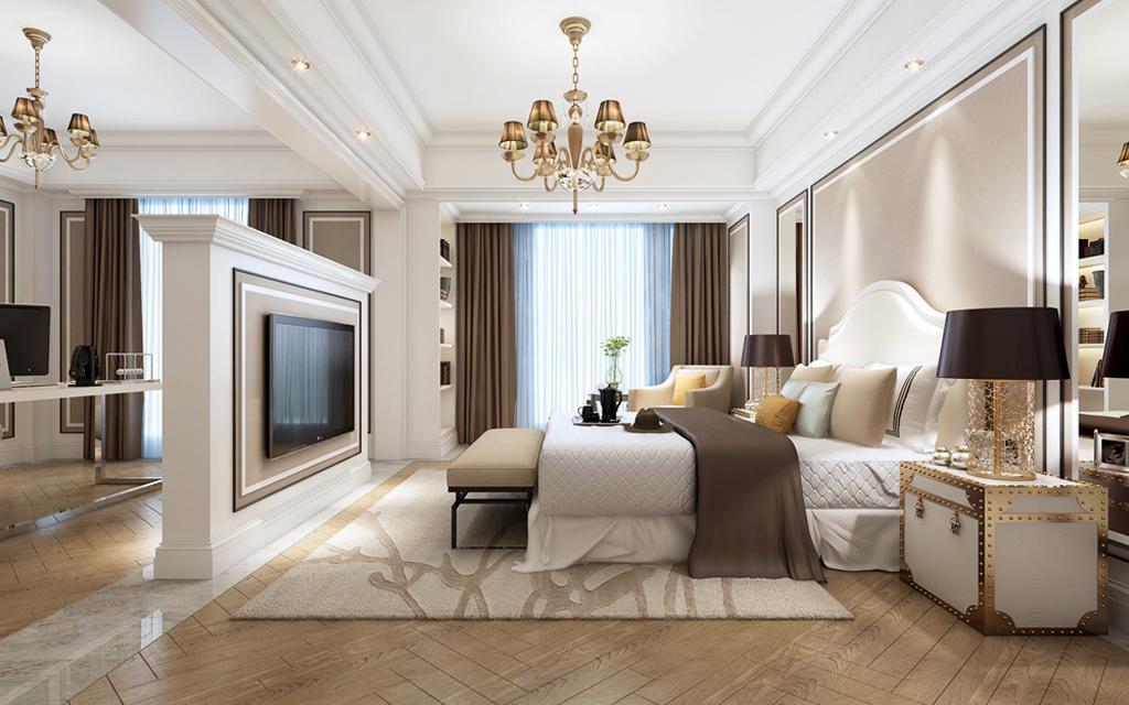 卧室家具摆放很重要 这几点千万别忽视!