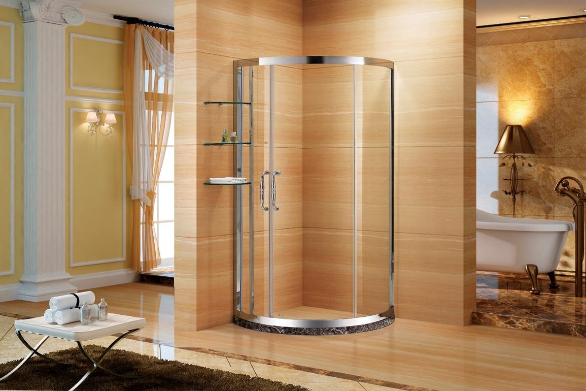 淋浴房玻璃怎么清洗 小技巧保持整洁剔透