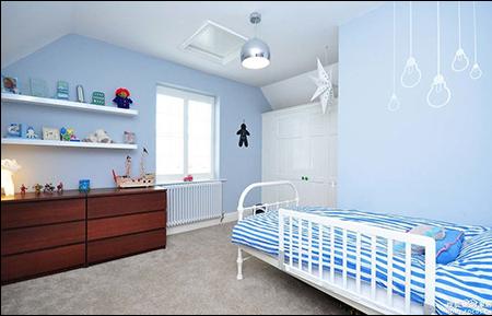 儿童房颜色如何搭配 攻略看这里