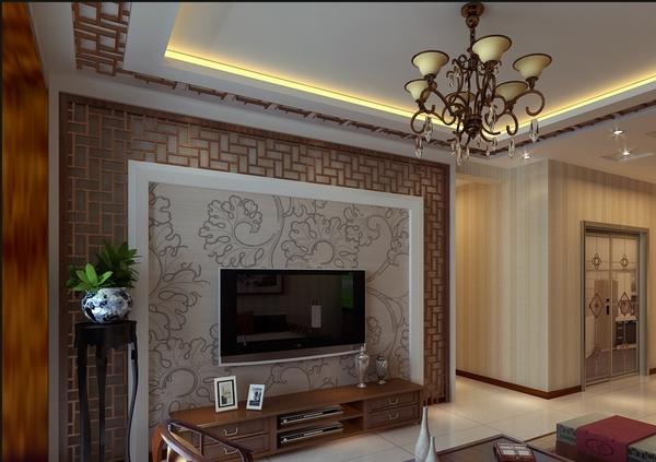 电视柜电视墙如何搭配才有效果?
