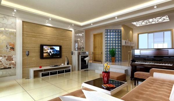 错层式住宅特点及设计