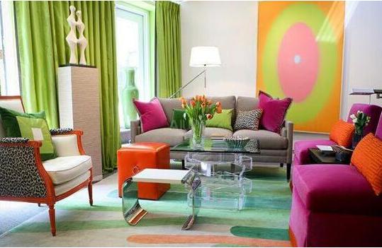 客厅家具色彩搭配建议有哪些?客厅家具颜色搭配原则