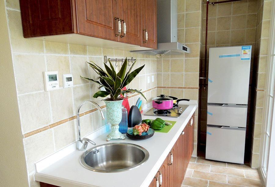 如何合理利用厨房空间?
