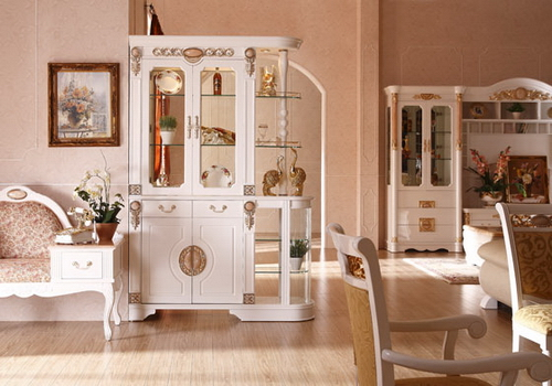 选购攻略:欧式风格家具搭配技巧