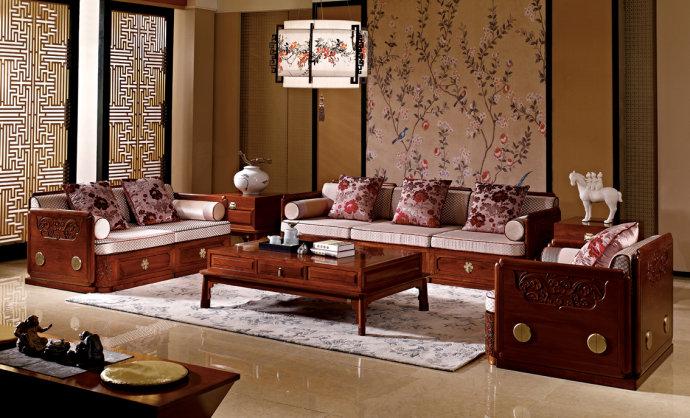 红木沙发有哪些优缺点?红木沙发保养方法介绍