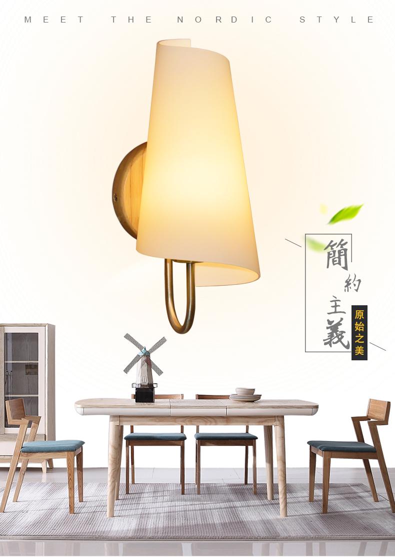 [E淘-灯饰]现代风格 — — 宝尚木灯 新品上架!