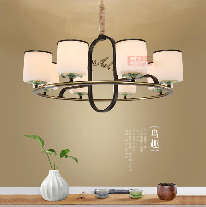 [EDS会员商城-灯饰]中式风格、美式风格 — — 菲铜艺邦 品牌进驻!